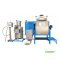 Solvent recovery machine for paint