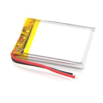 hot sales rechargeable lithium polymer battery 3.7v