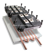 China for Electric Cooling Plate Pressed Tube Water-Cooled Plate export to Singapore Exporter