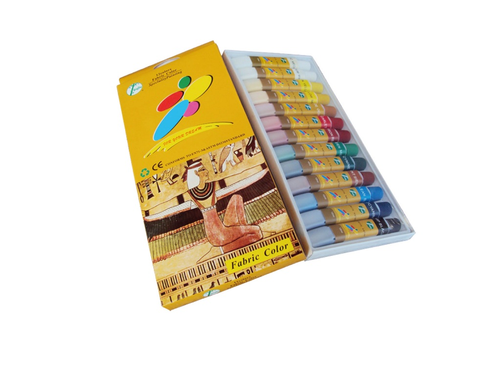 Fabric Paint set