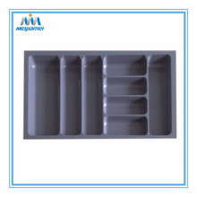 professional factory provide for White Cutlery Trays Drawers 1000Mm Plastic Cutlery Tray For Kitchen Drawer 1000mm supply to United States Suppliers