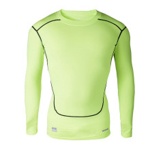 Lycra compression UV protection long sleeve shirt