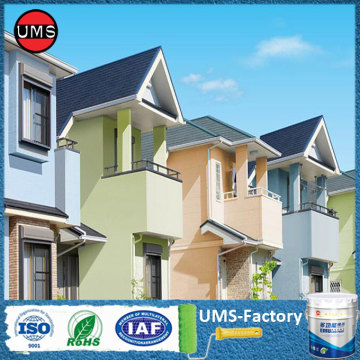 Acrylic emulsion paint for exterior manufacturers