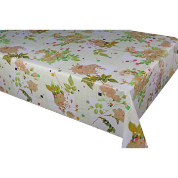 Pvc Printed fitted table covers Table Linens Costco
