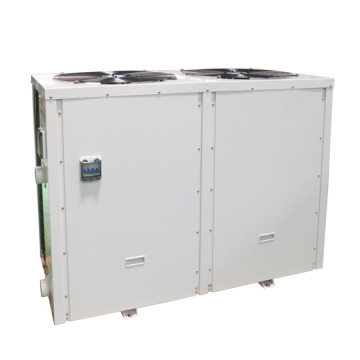 50kw Vertical Chill Heat Pump For Pool