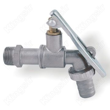 Factory directly provided for Brass Ball Bibcock, Bibcock Taps, Bibcock Valve, Hose Bibcock in China Brass Padlock bibcock, Unpolished export to Botswana Manufacturers