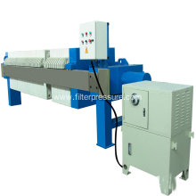 Small Size Manual Filter Press For Paper Industrial