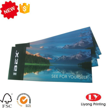 Brochures catalogs printing for product show