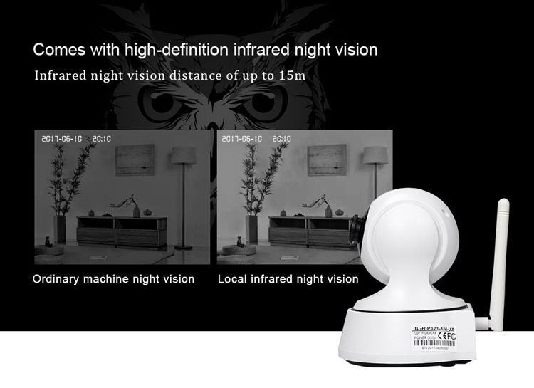 night ip camera