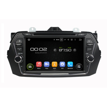 8 inch Android car dvd player per Suzuki Ciaz 2015