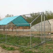 Galvanized Tube Chicken Coop Cage Chicken House