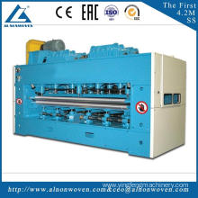 ALNP-2800 Needle Punching Machine With Working Width 2800mm for shoes materials