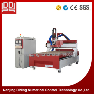 Good Quality for Atc Cnc Woodworking Center,Atc Cnc Router Woodworking Machine Manufacturer in China Atc wood cnc router 1325 supply to Armenia Importers