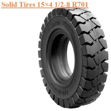 Industrial Forklift Solid Tire 15×4 1/2-8 R701