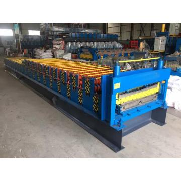 DX New-type Double deck jch roll forming machine
