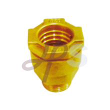 Brass pe ppr straight male fitting