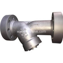 Customized for Y Type Industrial Strainer Bolt Cover Y Type Strainer supply to Armenia Suppliers