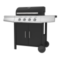 Four Burner Gas Barbecue Grill