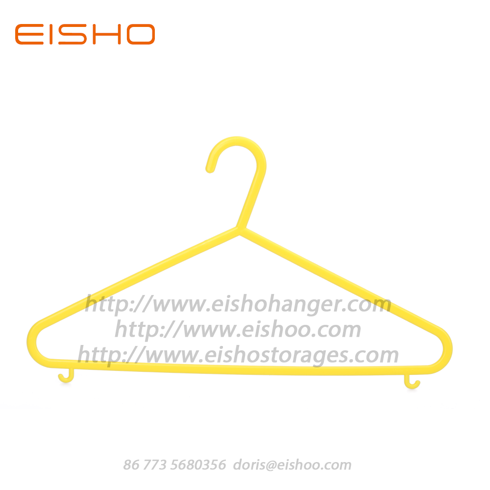 Ps6301 Plastic Clothes Hanger 1
