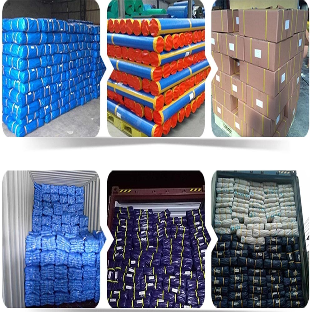 Tarpaulin Bale Carton Roll Package