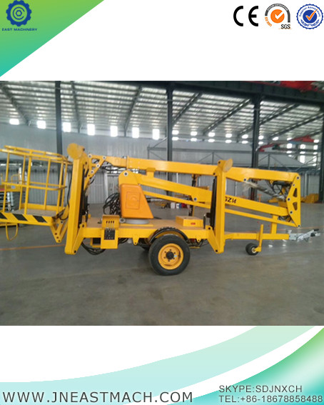 Self Propelled Articulating Boom Lift Table