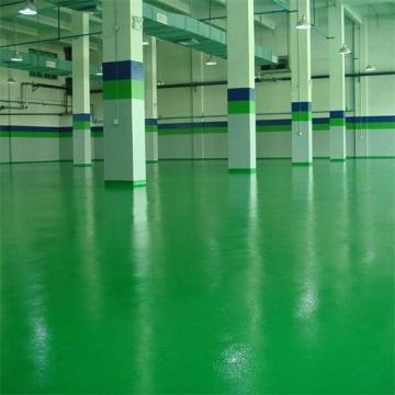 Workshop solvent-free wear-resistant epoxy primer