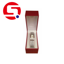 Cheap for Boxes With Logo Printed Small plastic watch box for packaging supply to India Supplier