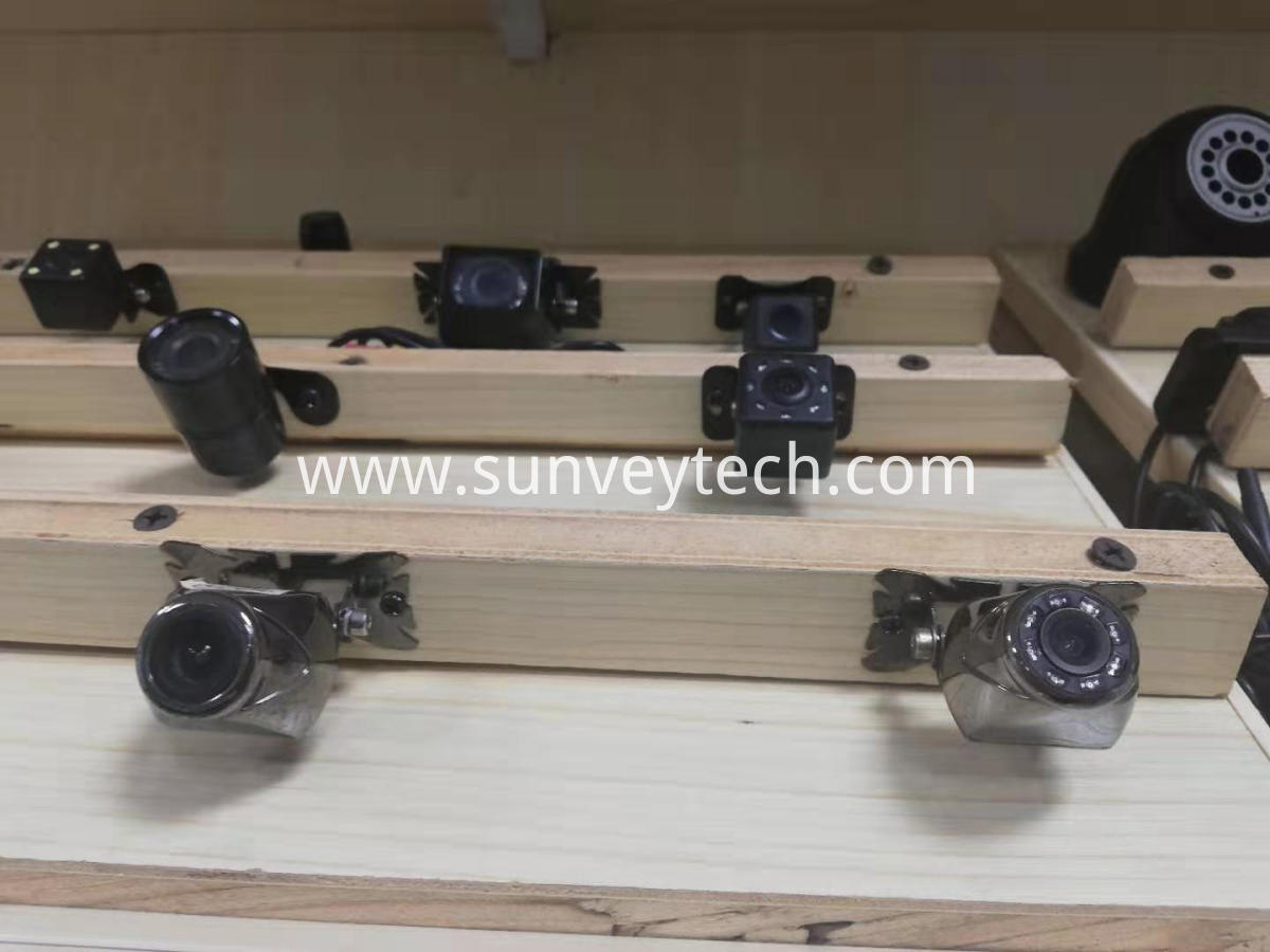 SVT CAM SHOWROOM FOR REARVIEW CAMERA AND MONITOR