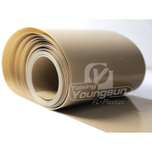 High strength Tear Resistant PTFE fabrics for converying