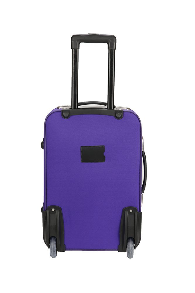 Polyester Expandable Softside Luggage