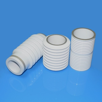 I-Ceramic Metallized Cylinder yeziThubhu ze-Traveling Wave