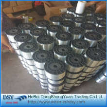 Galvanized Iron Wire 14g Flat Binding Wire