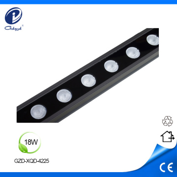 18W RGB LED Wall Washer Architectural Lighting