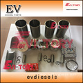 excavator 4D95S engine gasket bearing piston ring liner