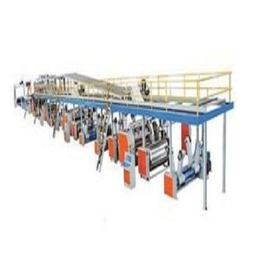 carton corrugated cardboard production line