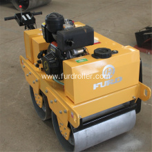 Walk Behind Self Propelled Double Drum Road Roller