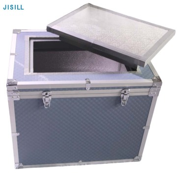 Ice Cream Cooler Box With -22 C Low Temperature Ice Brick
