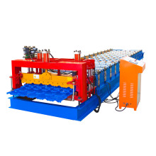 Colour Steel Glazed Tile Forming Machine
