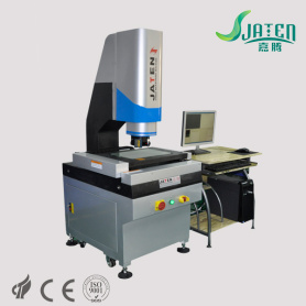 High Efficiency Dual Head CNC Video Measuring Machine