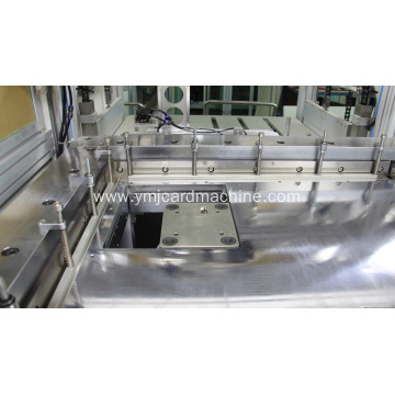 Full Auto Double Sheets Trimming Machine