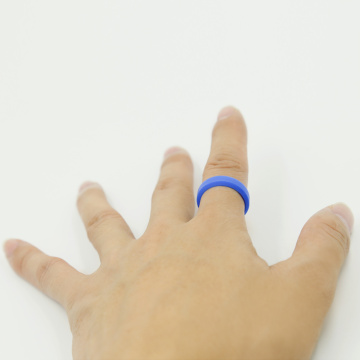 waterproof sweatproof hand free custom ring