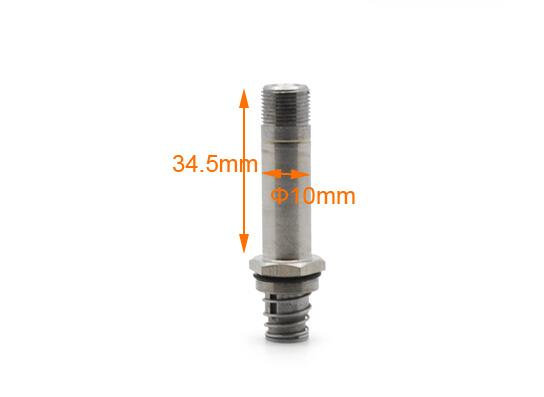 Silver Solenoid Stem For Pneumatic Solenoid Valve China Manufacturer