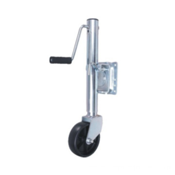trailer stabilizer jacks with wheel