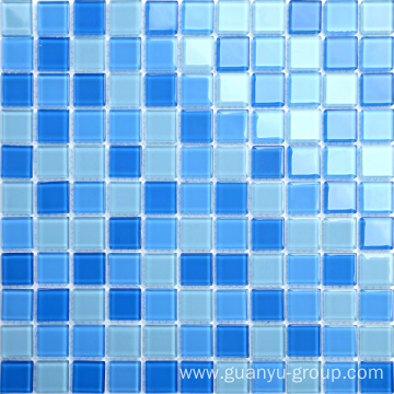Swimming Pool Glass Mosaic Promotion