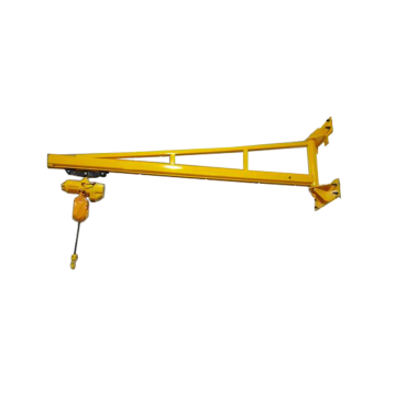 Electric 3T Wall Jib Crane Price For Sale