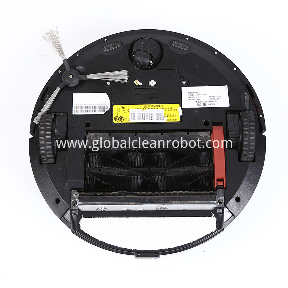 Vacuum Cleaner Robot with led touch screen