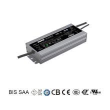 200W Intelligent Constant Current Dimmable IP67 LED Driver