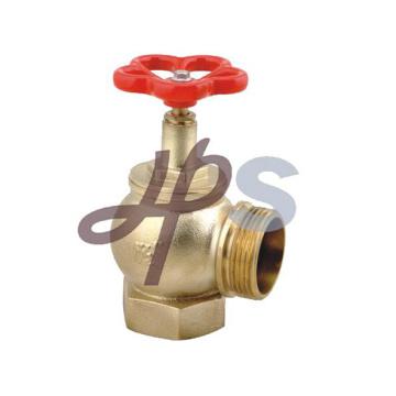 Brass Fire Hose Landing Valve for Fire Hydrant System