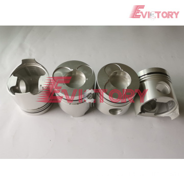 HINO engine parts piston W04D piston ring