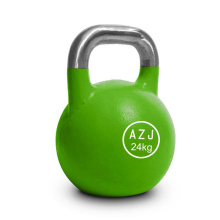 Factory Free sample for Coated Standard Kettlebell High Quality Workout vinyl coated Kettlebells export to Svalbard and Jan Mayen Islands Supplier